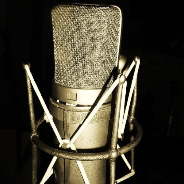 Recording mic
