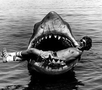 marketing storytelling Jaws style