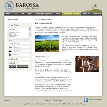Barossa real estate