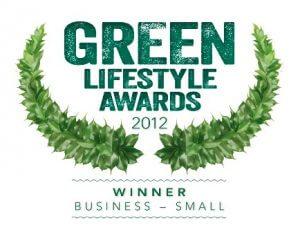 green globes- business award writing