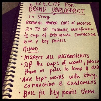 marketing tips for small business in brand development