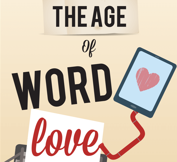 The age of word love