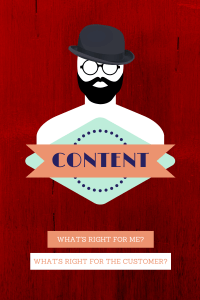 How do you choose the right business to business content for your business?