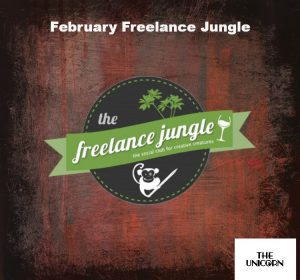 February Freelance Jungle freelance events