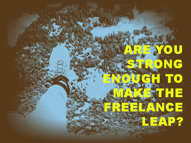 Are you cut out to be a freelancer