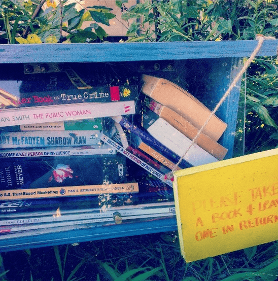 community engagement - waverley popup library