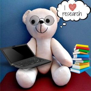 research bear