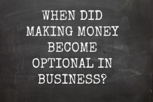 THE BUSINESS OF MAKING MONEY FOR FREELANCERS