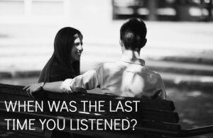 LISTENING IN MARKETING