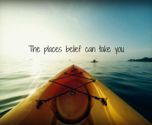 The Places belief can take you