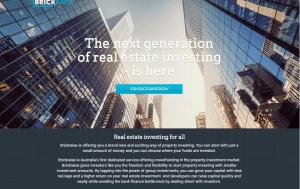 brickraise website copywriting