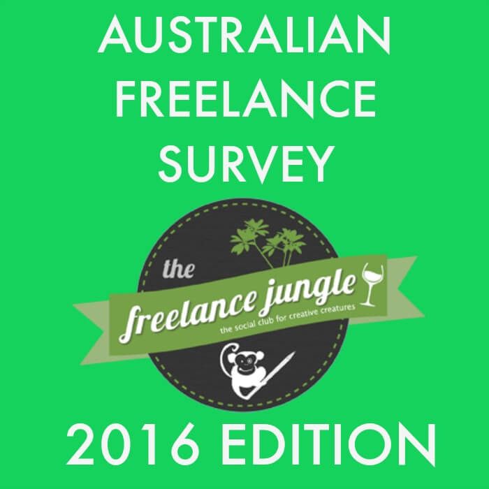 AUSTRALIAN FREELANCE SURVEY 2016 - FREELANCE JUNGLE