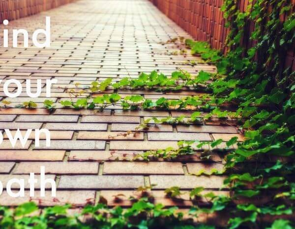 find your own path in your freelance business