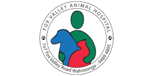Fox Valley Vet logo