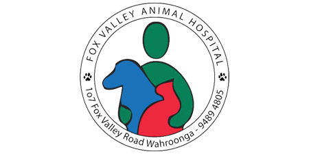 Fox Valley Vet logo