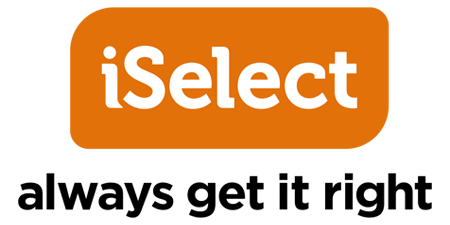 iSelect logo